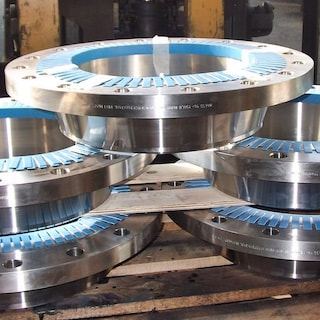 Metal fabrication Singapore - Stainless steel Connecting flanges